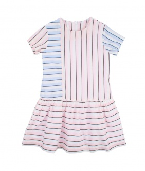Candy stripes Sandy dress