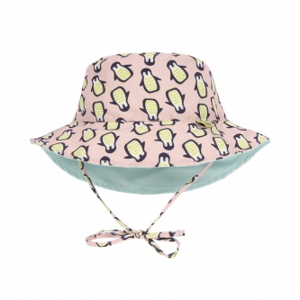 LSFSun bucket hat penguin peach