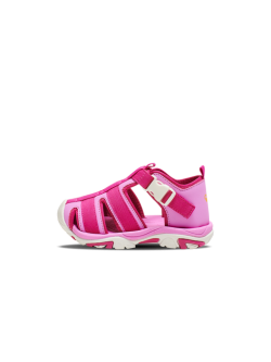 Sandal Buckle infant rosa