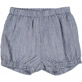 Shorts Olly cool blue stripe