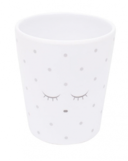 Cup baby white