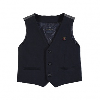 Vest Soft Formal Marine