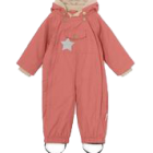 Wisto Suit Canyon Rose
