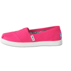 Canvas Barberry Pink
